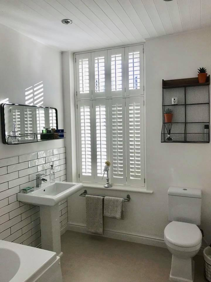 Bathroom Shutters PVC